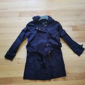 J. Crew matinee trench coat